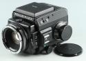 Rollei Rolleiflex SL66 SE + Planar 80mm F/2.8 HFT Lens #34063