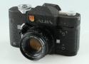 Alpa 11e Black + Kern-Macro-Switar 50mm F/1.9 AR Lens #34339