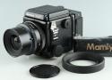 Mamiya RZ67 Pro II + 90mm F/3.5 Lens #34406