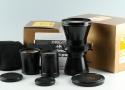 Nikon Nikkor-T* ED 600/800/1200mm Front Lens + 600/800/1200mm Rear Lens #34698