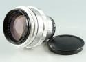 Carl Zeiss Jena Biotar T 75mm F/1.5 Lens for M42 #34797