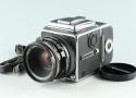 Hasselblad 503CX + Planar T* 80mm F/2.8 CF Lens #34865
