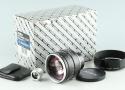 Konica Hexanon 60mm F/1.2 Lens for leica L39 #35154