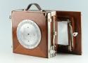 Deardorff 5x7 Wood Filed Large Format Film Camera #35287D