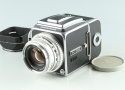 Hasselblad 500C + Planar 80mm F/2.8 + A12 #35300