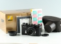 Nikon SP Limited Edition + W-Nikkor C 35mm F/1.8 Lens With Box #35345