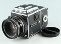 Hasselblad 503CW + Planar T* 80mm F/2.8 +A12 #35485