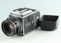 Hasselblad 503CXi + Planar T* 80mm F/2.8 CF Lens #36192B2