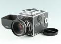 Hasselblad 503CW + Planar T* 80mm F/2.8 CF Lens + A12 #37054B2