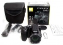 COOLPIX B500 (Black)
