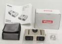 【極上】 Vixen フラット双眼鏡 HF 7x17 シャンパンゴールド