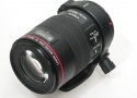 【美品】 EF 100mm 1:2.8 L IS USM MACRO  w/ 台座リング