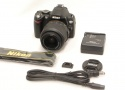 【美品】 D60  AF-S DX 18-55mm 1:3.5-5.6G VR Kit