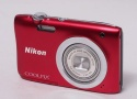 COOLPIX A100 レッド【中古】(B:647)