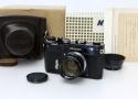 S3 オリンピック ブラック 50mm F1.4 レンズ付き K2422-2C2-Ω