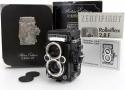 Rolleiflex 2.8F プラチナエディション 500台限定モデル Rollei K1989-2F4