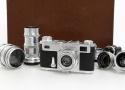 Contax Iia レンズセット K2398-2F3