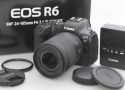 EOS R6 RF24-105 IS STM レンズキット S133-2D3
