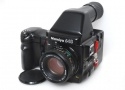 645ProTL 80mm F2.8 N AEファインダーFK402・グリップ・120パック付