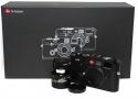 Leica M7 (0.72) ボディ ブラッククローム エルマー M50mm F2.8 沈胴式