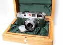 LeicaM6 JAGUAR XK Elmar M 50mm f 2.8沈胴