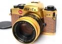 Leica R4 (GOLD) ズミルックス50mm/1.4