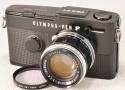 PEN FT G.ZUIKO 40mm F1.4 Black