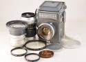 Kalimar/sSIX SIXTY 80mm F2.8 レンズ3本セット