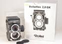 Rolleiflex 2.8GX Planar 80mm F2.8