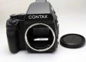 コンタックス(contax) 645 + AEファインダー