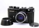 ニコン(nikon) SP ブラック + NIKKOR-S 50mmF1.4