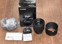 Canon RF 85mm F1.2L USM DS 【2021年5月15日新品購入 元箱付一式】