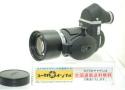 ライカ ビゾフレックス用 テリート 200mm F4 【迅速焦点移動装置FOCORAPID、ビゾフレックスII型ミラーボックス付】