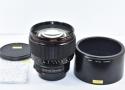 【希 少】Canon NEW FD 85mm F1.2L 整備済 【純正フードBT-72付】