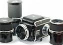 ROLLEIFLEX SL66 レンズ4本セット