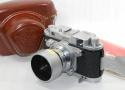【珍 品】 ROBOT ROYAL 24 Xenar 38/2.8付 【純正ケース、フード、取説、ケンコー製37.5mmUVフィルター付】
