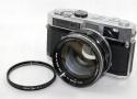 【珍 品】 Canon 7 50/0.95付 【純正72mmUVフィルター付】