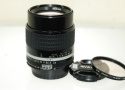 Ai-S NIKKOR 105mm F2.5 【純正52mmL1Aフィルター付】