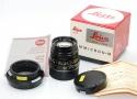 【コレクション向け】 ライカ ズミクロンM 50mm F2 70周年記念モデル 【純正フード12538、ギャランティカード、元箱付】