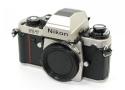 Nikon F3/T チタンカラー
