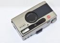 【希 少】 LEICA minilux 日本シーベルマーク入り正規品 【純正ケース、取説付 SUMMARIT40/2.4 レンズ搭載】
