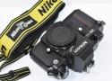 Nikon F3 Limited 純正ストラップ付 【方眼マットスクリーンE型装着】