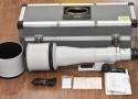 Canon NEW FD 800mm F5.6L 【整備済 純正フードEH-150、アルミケース付】