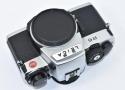 LEICA R6 シルバー データバック付 【モルト交換済 日本シーベルヘグナー正規輸入品】