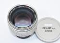 【希 少】 Konica M-HEXANON 50mm F1.2 LIMITED