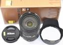 AF-S DX NIKKOR 18-200mm F3.5-5.6G ED VR II 【メーカー保証書、純正フード、元箱付一式】