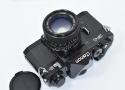 【珍 品】 Canon F-1 LAKE PLACID 1980 記念モデル NEW FD 50/1.4付 【モルト交換済】