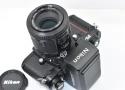 【珍 品】 Nikon F3AF AF-NIKKOR 80/2.8付 【データバックMF-14装着】