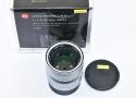 【コレクション向け】 LEICA SUMMILUX-M 50mm F1.4 ASPH.シルバー 6bit 【元箱付一式】