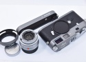 【コレクション向け 珍 品】 LEICA MP 0.72 Anthracite Leicavit M SUMMICRON-M 35/2 ASPH.  Anthracite Set 【元箱付一式】